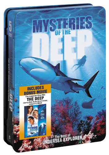 Mysteries of the Deep: The Best of Undersea Explorer (5-pk)(Tin)