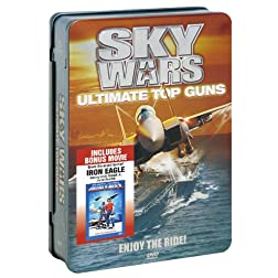 Sky Wars: Ulitimate Top Guns(5 DVD + Bonus DVD)(Tin)