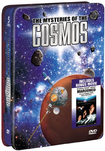 Mysteries of the Cosmos (4-pk + Bonus CD & DVD)(Tin)