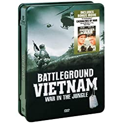 Battleground Vietnam: War in the Jungle/Casualties of War