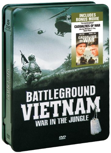 Battleground Vietnam (6pc) (Bond Box Tin)