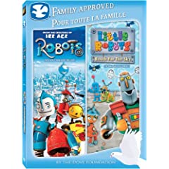 Robots/Little Robots: Reach for the Sky