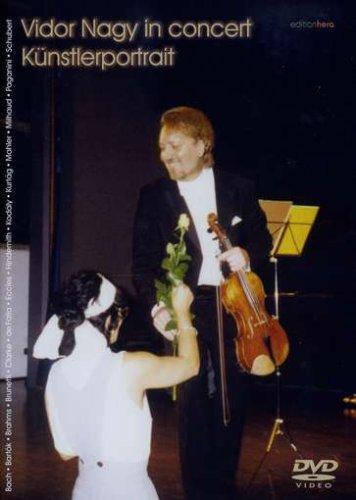 Kunstlerportrait: Vidor Nagy in Concert