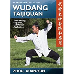 Wudang Taijiquan (Tai Chi Chuan) 108 Form - YMAA