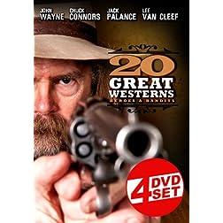 20 Great Westerns Heroes & Bandits