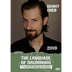 Benny Greb The Language of Drumming