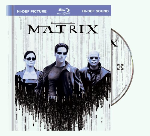 The Matrix 10th Anniversary Edition Blu-ray Book [Blu-ray]