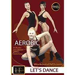 Let's Dance Aerobic to Fitness DVD