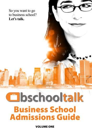 bschooltalk - Business School Admissions Guide