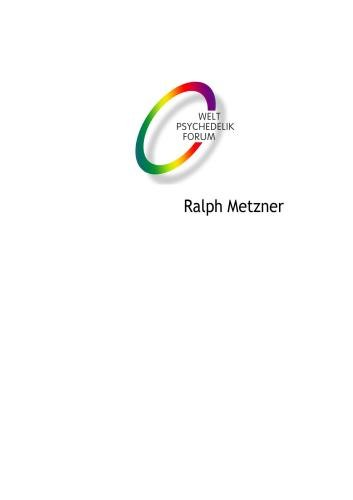 Ralph Metzner - Alchemical Divination