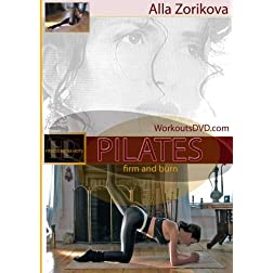 Pilates Firm&Burn Workout Alla Zorikova