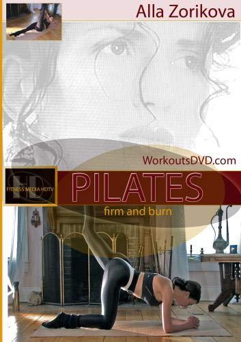 Pilates Firm&Burn Workout Alla Zorikova