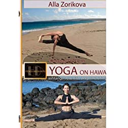 Yoga on Hawaii Workout Alla Zorikova