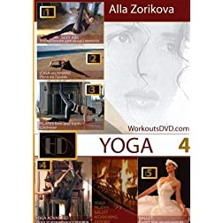 Yoga Advanced Workout Alla Zorikova