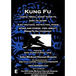 Tantui &quot;Small Kicks&quot; Kungfu - Foundation Course for Chinese Martial Arts