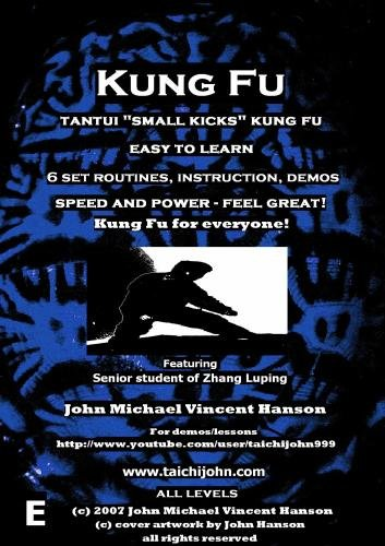 "Tantui ""Small Kicks"" Kungfu - Foundation Course for Chinese Martial Arts"