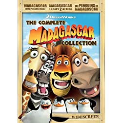 Madagascar - The Complete Collection (3-Disc Giftset)