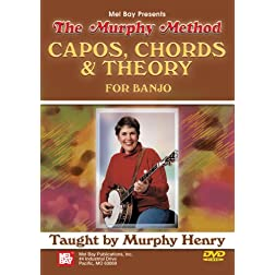 Capos, Chords and Theory for Banjo