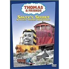 Thomas & Friends: Salty's Secret