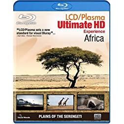LCD/Plasma Ultimate HD Experience: Africa [Blu-ray]