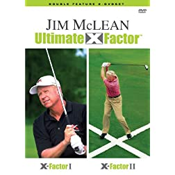 Jim McLean's Ultimate X Factor (2 DVD SET)
