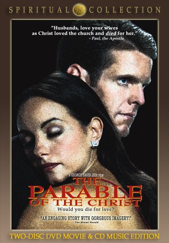 The Parable of the Christ - 2 Disc DVD & Soundtrack CD Edition