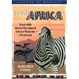 Worship Africa - Volume 1