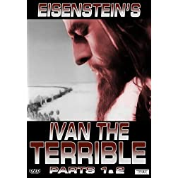 Ivan the Terrible Parts 1&2 (Enhanced Edition)