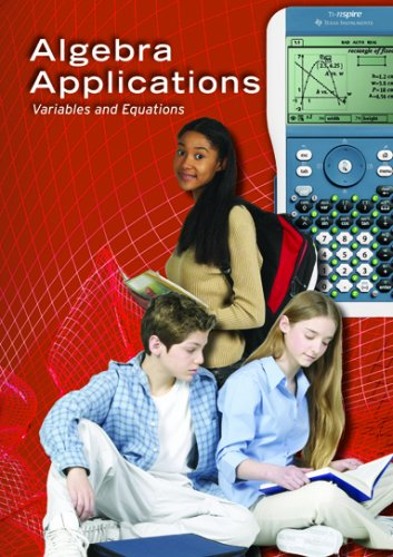 Algebra Applications: Variables and Equations