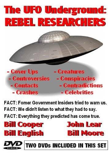 The UFO Underground: Rebel Researchers