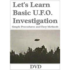 Let's Learn Basic UFO Investigation