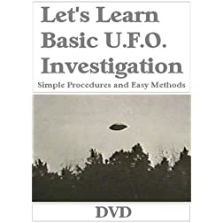Let's Learn Basic UFO Investigation