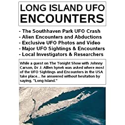 Long Island UFO Encounters