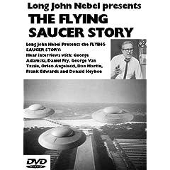 Long John Nebel presents The Flying Saucer Story