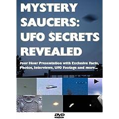 Mystery Saucers: UFO Secrets Revealed