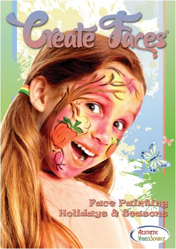 Create FacesTM Face Painting: Holidays & Seasons