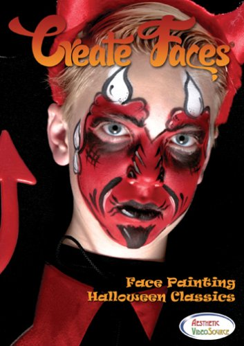 Create FacesTM Face Painting: Halloween Classics