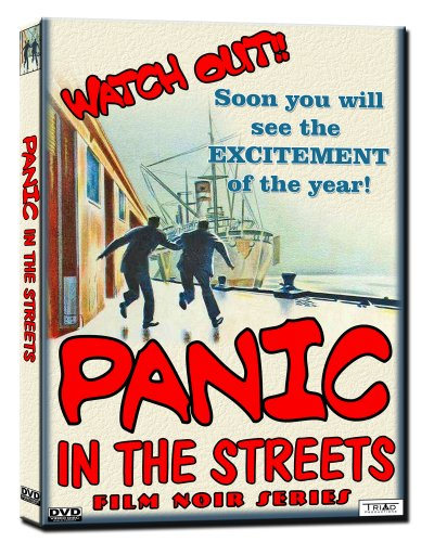 Panic in the Streets (Enhanced) 1950
