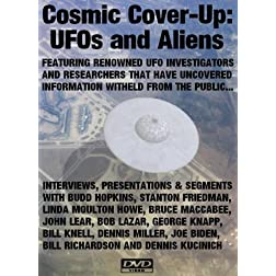 Cosmic Cover-Up: UFOs and Aliens