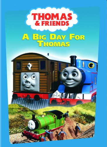Thomas & Friends: A Big Day for Thomas