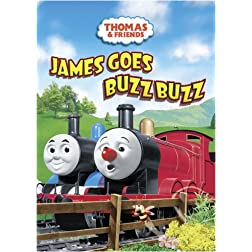 Thomas & Friends: James Goes Buzz Buzz