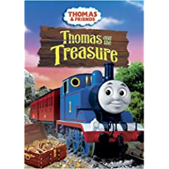 Thomas & Friends: Thomas and the Treasure
