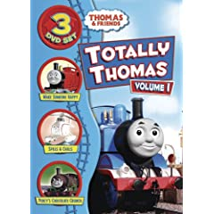 Thomas & Friends: Totally Thomas, Vol. 1