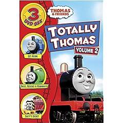 Thomas & Friends: Totally Thomas, Vol. 2