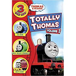 Thomas & Friends: Totally Thomas, Vol. 2