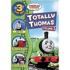 Thomas & Friends: Totally Thomas, Vol. 3
