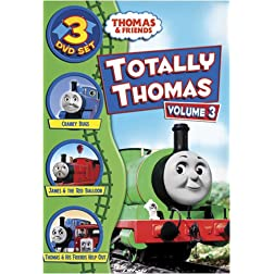 Thomas & Friends: Totally Thomas, Vol. 3