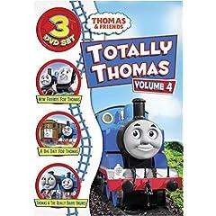 Thomas & Friends: Totally Thomas, Vol. 4