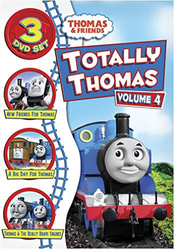 Thomas & Friends: Totally Thomas, Vol. 4
