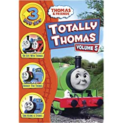 Thomas & Friends: Totally Thomas, Vol. 5